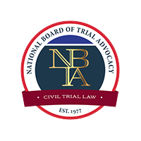 Bowie Board Certified Civil Trial Lawyer