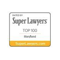 George Patterson Top 100 Maryland Super Lawyer