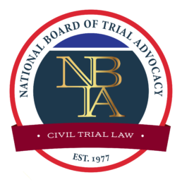 Trial Lawyer Badge