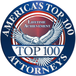 Top Attorney badge